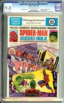 Spider-Man and Incredible Hulk #1