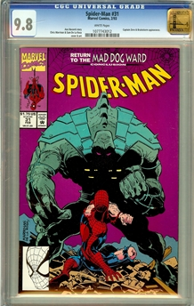 Spider-Man #31