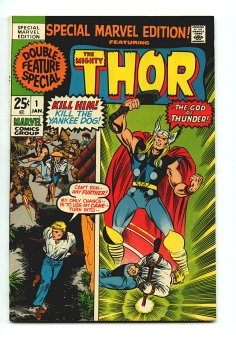 Special Marvel Edition #1
