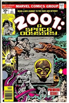 2001 A Space Odyssey #1