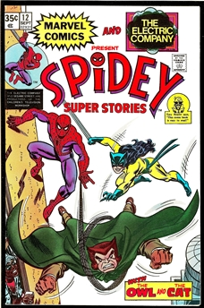 Spidey Super Stories #12