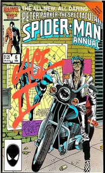 Spectacular Spider-Man Annual #6