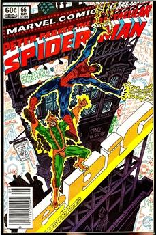 Spectacular Spider-Man #66