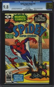 Spidey Super Stories #43