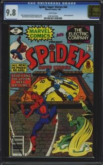 Spidey Super Stories #44