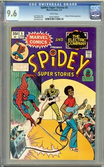 Spidey Super Stories #5