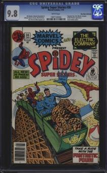 Spidey Super Stories #38