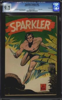 Sparkler Comics #44