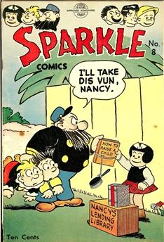 Sparkle Comics #8