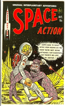 Space Action #3
