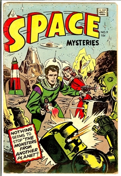 Space Mysteries #9