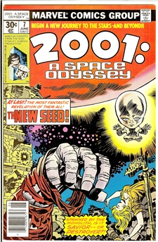 2001 A Space Odyssey #7