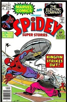 Spidey Super Stories #29