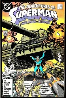 Adventures of Superman #427