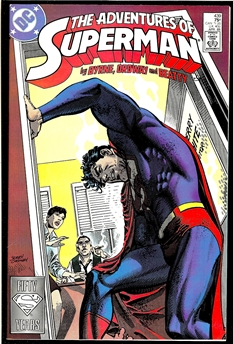 Adventures of Superman #439