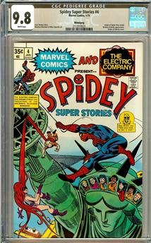 Spidey Super Stories #4