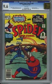 Spidey Super Stories #40