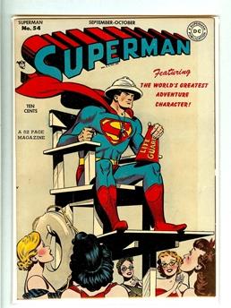 Superman #54