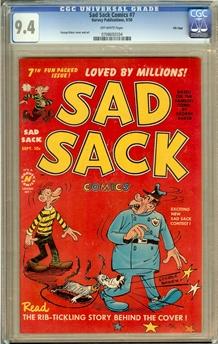 Sad Sack #7