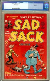 Sad Sack #8