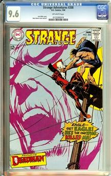Strange Adventures #208