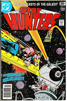Star Hunters #3