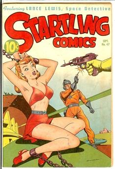 Startling Comics #47