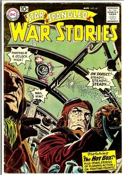 Star Spangled War Stories #60