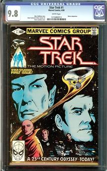 Star Trek #1
