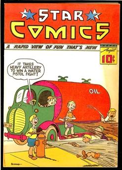 Star Comics V2 #7