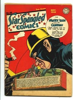 Star Spangled Comics #26