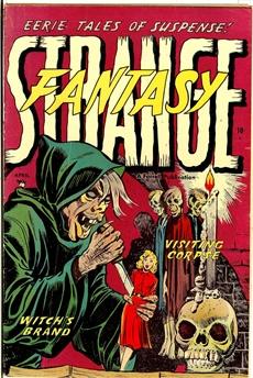 Strange Fantasy #5