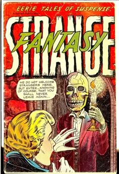 Strange Fantasy #8