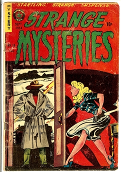 Strange Mysteries #19