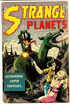Strange Planets #1
