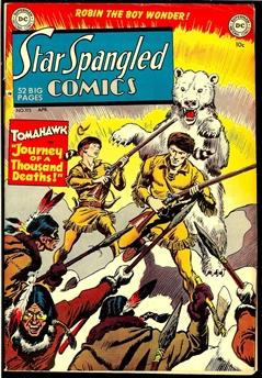 Star Spangled Comics #115