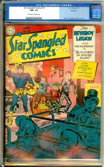 Star Spangled Comics #16