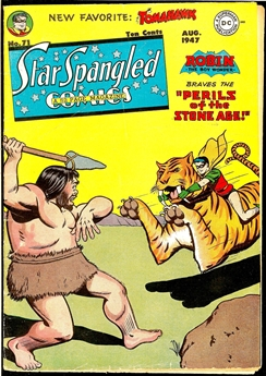 Star Spangled Comics #71