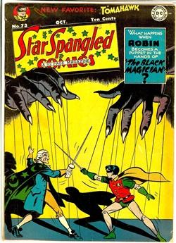 Star Spangled Comics #73