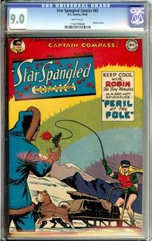 Star Spangled Comics #85