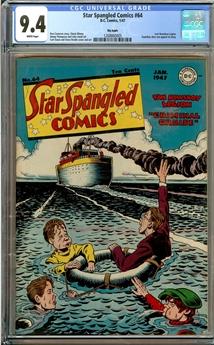 Star Spangled Comics #64