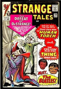 Strange Tales #130