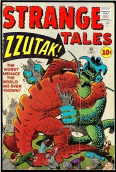 Strange Tales #88