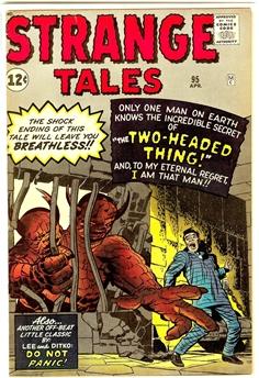 Strange Tales #95