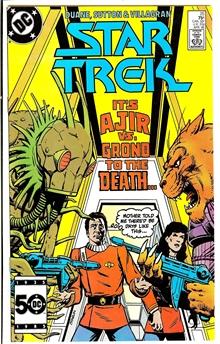 Star Trek #25