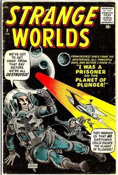 Strange Worlds #2