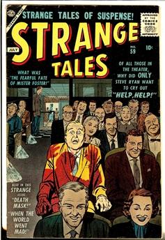 Strange Tales #59