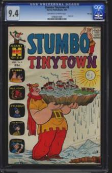 Stumbo Tinytown #4