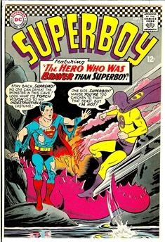 Superboy #132
