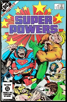 Super Powers #4